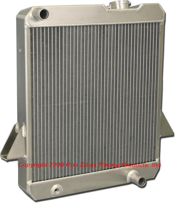 tr6 aluminum radiators - tr6
